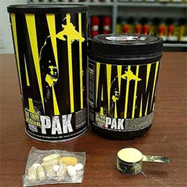 Animal Pak Design